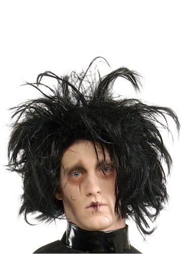 [Edward Scissorhands Wig] (Scissorhand Edward Costume)