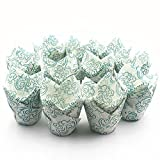 Best Ideas In Life Computer Cleaners - Gessppo 50pcs/set Cake Cup Tulip Chocolate Liners Muffin Review