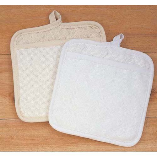 Kitchen Mates Quilted Potholder 8 Inch x8 Inch