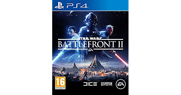 PS4 Star Wars: Battlefront II: Amazon.es: Videojuegos