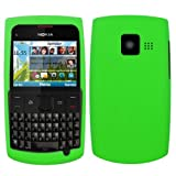Cbus Wireless Green Silicone Case / Skin / Cover for Nokia X2 / X2-01