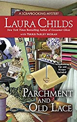 Parchment and Old Lace: A Scrapbooking Mystery