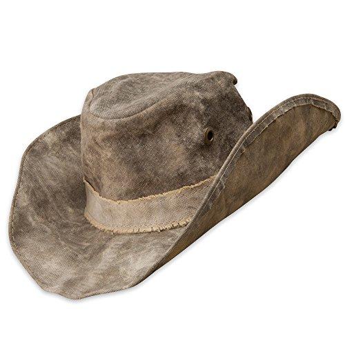 3ef60770983 Real Deal Brazil The  s Tan Recyceled Cotton Cavans Original Hat XL ...