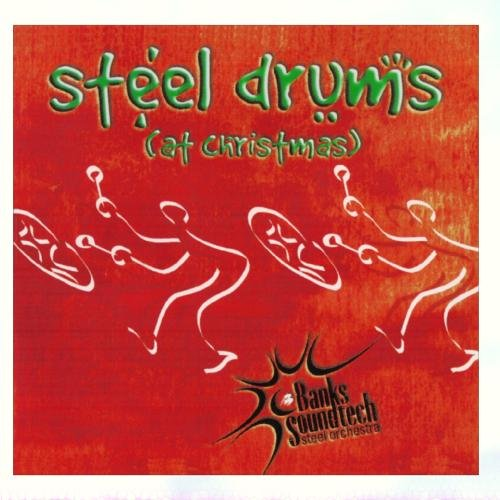 Steel Drums At Christmas