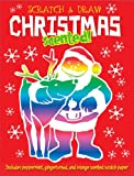 Scratch and Draw: Christmas, Running Press Staff, 0762444819