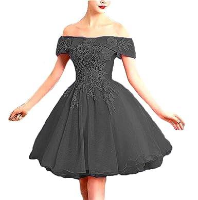 Dydsz Women\'s Prom Dress Short Homecoming Dresses for Juniors 2019 ...