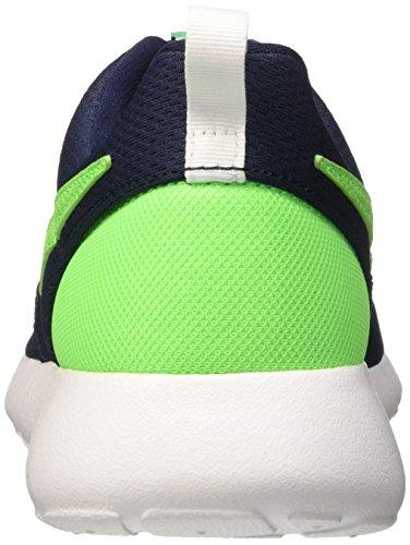 Nero One wht Nike Unisex Bianco Grn Grn Vltg Gs Scarpe da lcd Obsidian Bambino Roshe Ginnastica Verde F85a8xTq