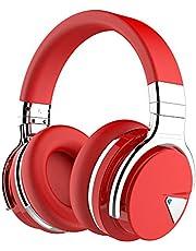 cowin E7 Bluetooth Cuffie con mic a cancellazione del rumore attivo Hi-Fi 30H - Nero