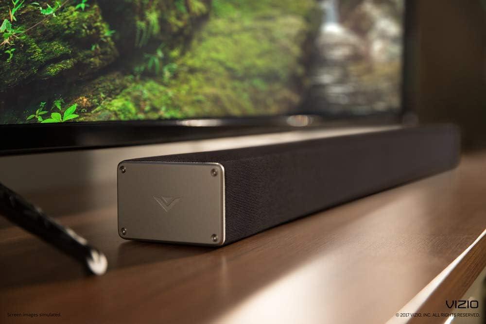 Black Manufacturer Certified VIZIO SB3621n-E8B 2.1 Soundbar Home Speaker