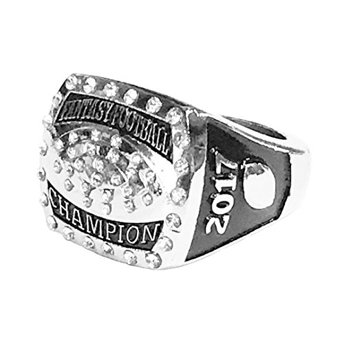 Fantasy Football Championship Ring Trophy League Champion Winner Champ 2017 (10)