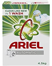 Ariel Automatic Powder Laundry Detergent, Original Scent, 4.5KG
