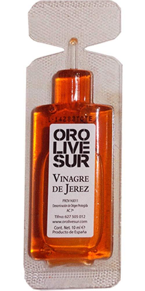Monodosis de Vinagre de Jerez (Caja con 200 unidades de 10 ml.)