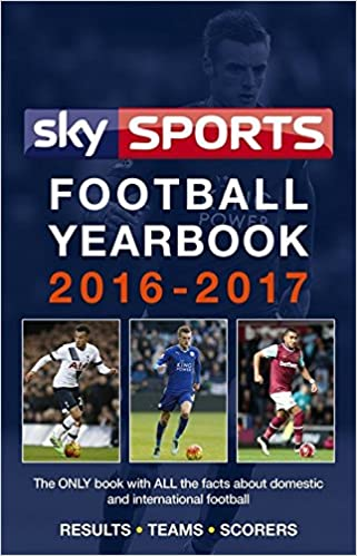 Book Sky Sports Football Yearbook 2016-2017