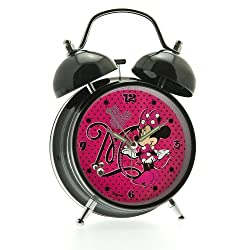 Disney Mickey Mouse - Minnie Mouse Alarm Clock