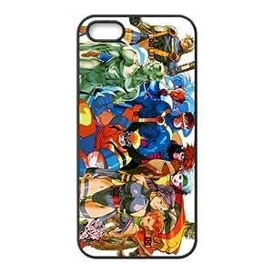 Custom X-Men Back Cover Case for iphone 5,5S JN5S-1536