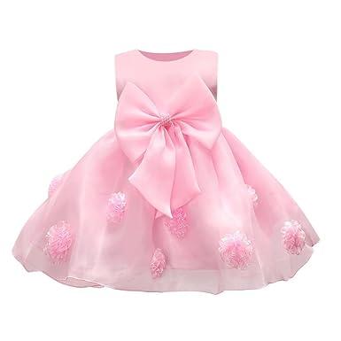 Babykleidung Baby Kleider Mädchen Kleider Longra Blume Kleid