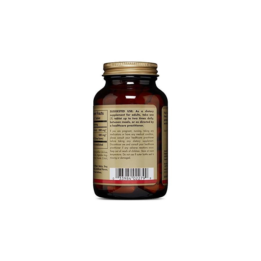 Solgar L Proline/L Lysine (500/500 mg) 90 Tablets