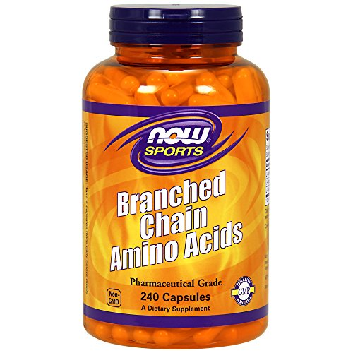 NOW Sports Branched Chain Amino Acids,240 (Branched Amino Acid)