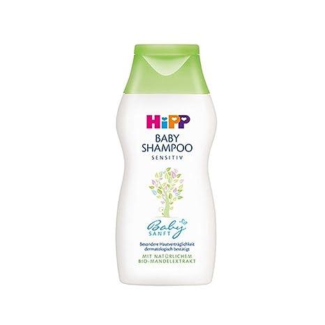 Hipp suave del bebé Baby Shampoo, 200 ml