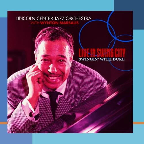 Live in Swing City - Swingin' With - Lincoln City Stores