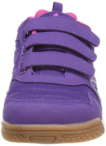 lila Violet pink Femme Indoor Boulder Chaussures Multisport pink Geka Lila V HwFxOPS