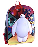 Big Hero 6 16″ Backpack With – Baymax For Sale