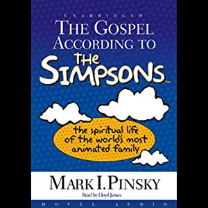 The Gospel According to the Simpsons Audiobook