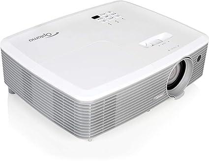 Optoma EH400 Video - Proyector (4000 lúmenes ANSI, DLP ...