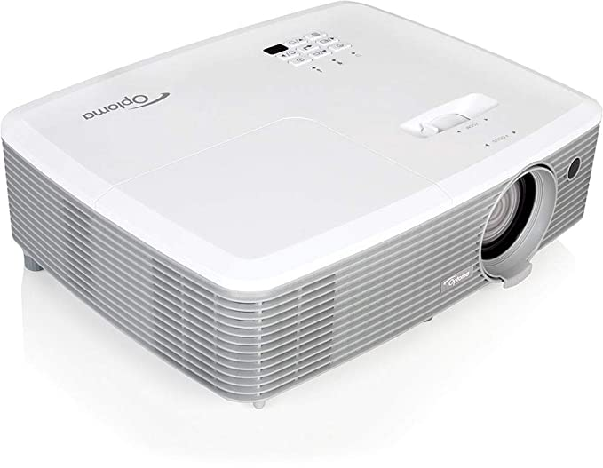 Optoma EH400 Video - Proyector (4000 lúmenes ANSI, DLP, 1080p ...