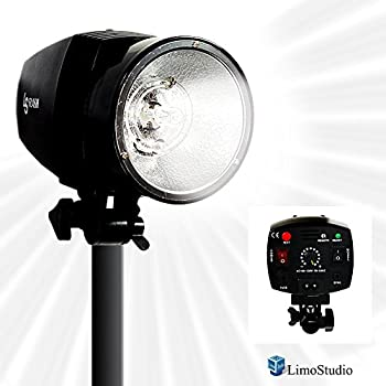 LimoStudio Flash Strobe Light 150WS Output 5600K Temperature Sync Cord / Test Button  sc 1 st  Amazon.com : flash lighting - azcodes.com