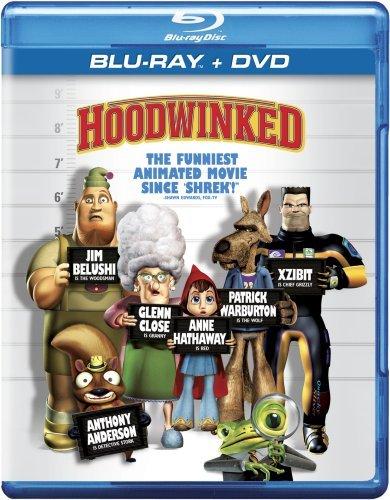 Hoodwinked (Blu-ray + DVD)