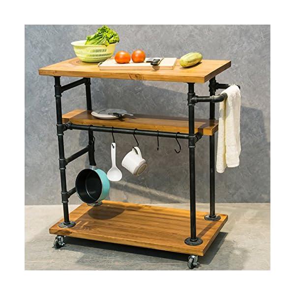 kitchen coffee cart