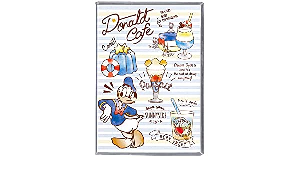 Amazon.com: Delfino Disney Donald Duck 2019 Monthly Schedule ...