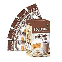 Soulfull Millet Cocoa Lite Smoothix - 5 Single Serve Sachet