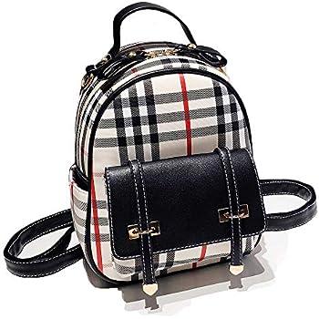 Gashen Women s Mini PU Leather Backpack Purse Casual Drawstring Daypack  Convertible Shoulder Bag f3d22de00df0c