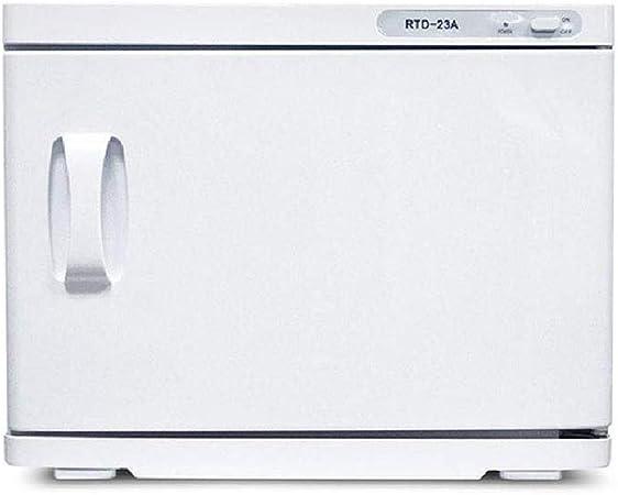 2-in-1 Sterilizzatore asciugamani Cabinet Scalda Asciugamani e Sterilizzatore UV Disinfettante asciugamani sterilizzatore cabinet