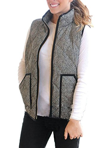 HOTAPEI Womens Lightweight Outdoor Quilted