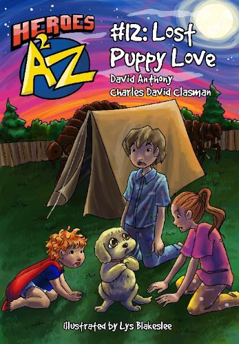 Download Heroes A2Z #12: Lost Puppy Love (Heroes A to Z) pdf epub