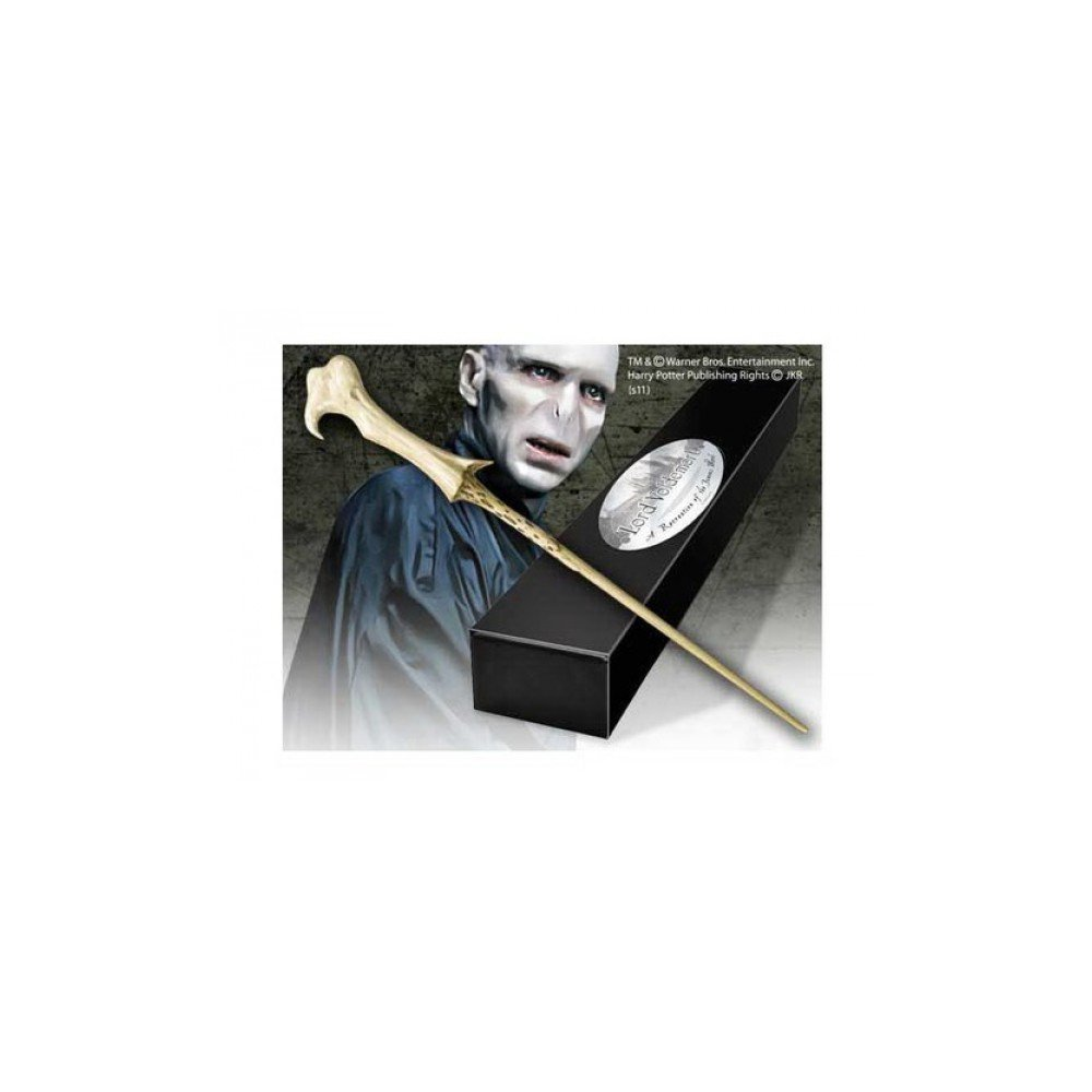 Replica Varita Harry Potter: Lord Voldemort: Amazon.es: Juguetes y juegos