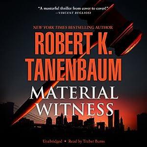 Material Witness Audiobook