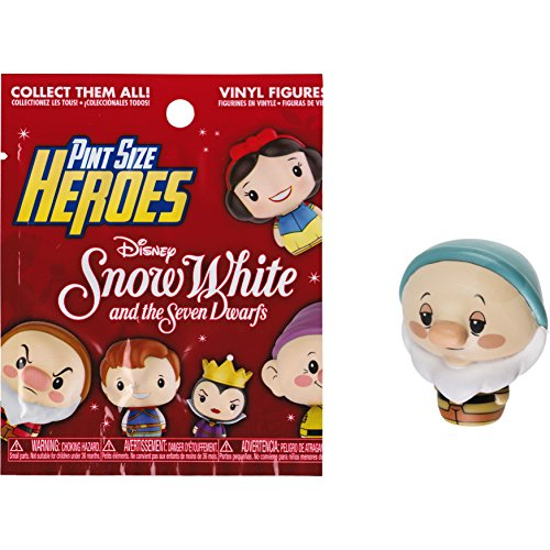 Sleepy: Funko Pint Size Heroes x Disney - Snow White Micro Vinyl Figure (21217) ()