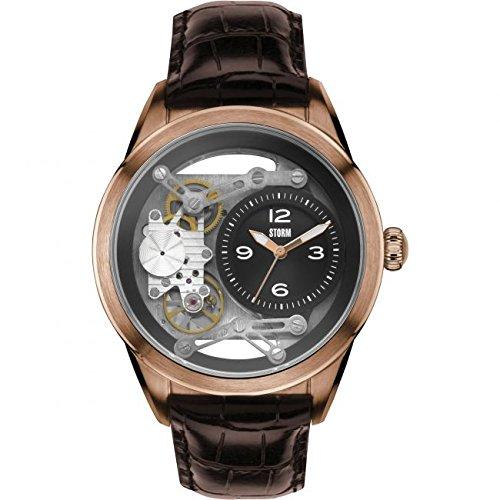 Storm London TIRANSON 47235/RG Reloj de Pulsera para hombres Volante Abierta: Amazon.es: Relojes