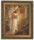 AT001 Religious & Catholic Gifts, Sallman: Christ at Hearts Door