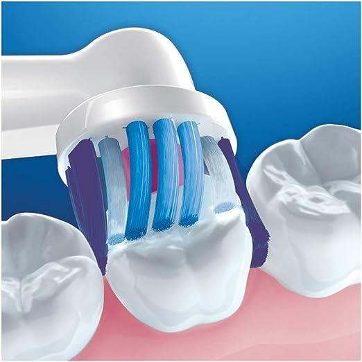Oral-B 3D White 3+1 Cabezas de cepillo de dientes: Amazon.es: Salud y cuidado personal