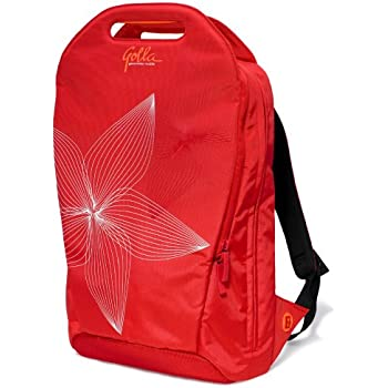 Amazon.com: Golla Const G831 16 Inch Laptop Backpack Red ...