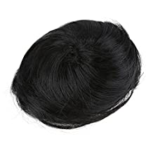 Hot Hair Extension Women Clip In On Hair Bun Hairpiece Scrunchie New