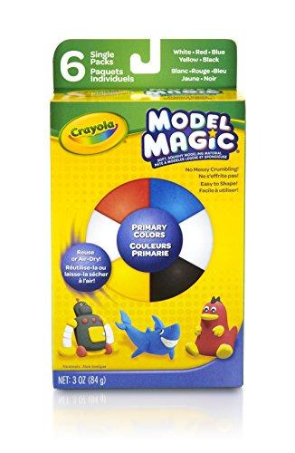 Crayola Model Magic Ounces Pkg Primary