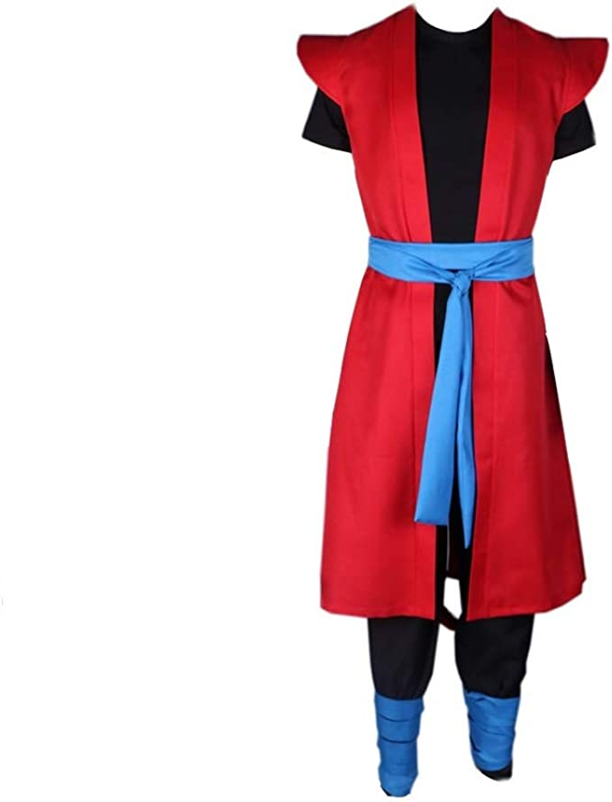 Classical City Super Dragon Ball Heroes Disfraz de Cosplay de Goku ...