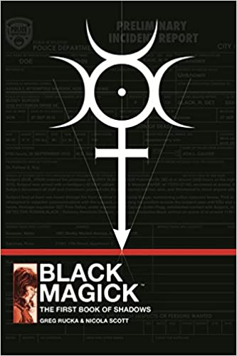 Amazon Black Magick The First Book Of Shadows 9781534306813