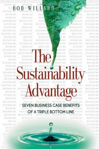 The Sustainability Advantage: Seven Business Case Benefits of a Triple Bottom Line (Conscientious Commerce)
